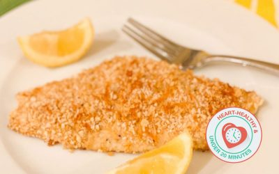 Oven Fried Catfish – A Healthy Recipe!